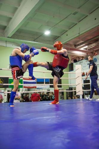 Muay Thai Liiga II etapp-12