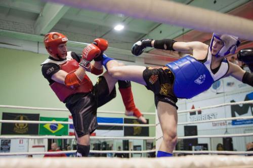 Muay Thai Liiga II etapp-16