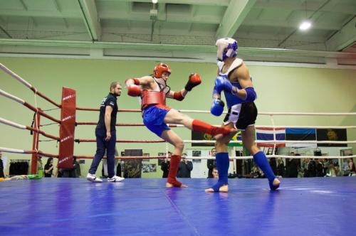 Eesti Muay Thai liiga 11.11.2017 (17/18 hooaja II etapp)