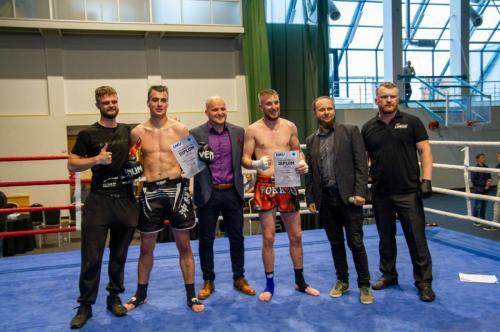 Eesti Muay Thai liiga 26.05.2019 (18/19 hooaja IV etapp)