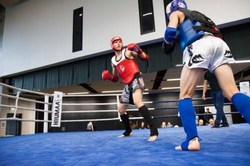 Eesti Muay Thai liiga 30.09.2017 (17/18 hooaja I etapp)
