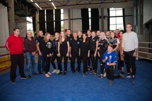 Eesti Muay Thai liiga I etapp 30.09.2017
